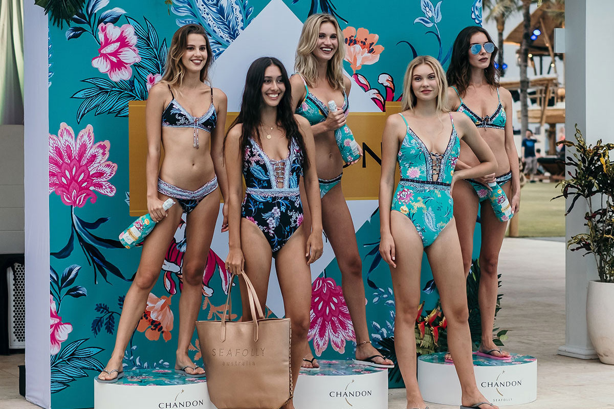 Chandon x Seafolly Launch Party